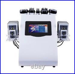 40K Ultrasonic Cavitation Laser RF Vaccum Cavi Lipo Body Slimming Machine