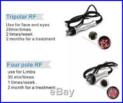 40K Ultrasonic Cavitation Lipolaser Vacuum RF Machine Body Slimming Skin Lift