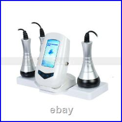 40K Ultrasonic Cavitation Multipolar RF Body Slimming Skin tightening Machine