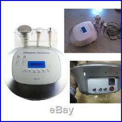 40K Ultrasonic Cavitation RF Radio Frequency Easy Body Slim Machine Beauty SPA