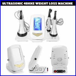 40K Vacuum Ultrasonic Cavitation Radio Frequency RF Body Massager Machine 2021