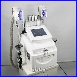 40K ultrasonic cavitation vacuum cryolipolysis slimming machine laser weight los