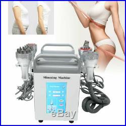 40Khz 9 in 1 Ultrasonic Cavitation Radio Frequency Machine Vacuum Body Stand