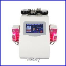 40k Ultrasonic lipo Cavitation Radio Frequency RF laser Body Slimming Machine