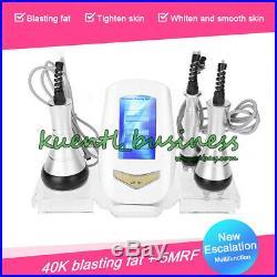 40k Vacuum Ultrasonic Cavitation Radio Frequency RF Body Fat Loss Thin Machine