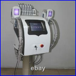 40k ultrasonic cavitation vacuum cryo fat freeze cryolipolysis machine RF Laser