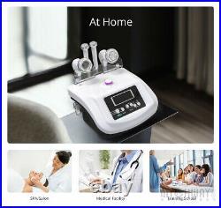 4IN1 S-SHAPE 30k Cavitation RF Ultrasonic Vacuum Body Slimming Machine Spa