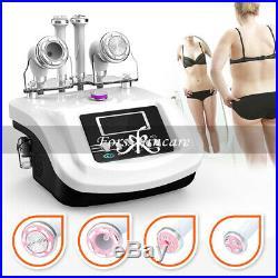 4IN1 S-SHAPE 30k Cavitation RF Ultrasonic Vacuum Body Slimming Machine USA