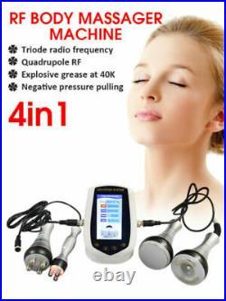 4-In-1 Ultrasonic Cavitation RF Radio Frequency Body Slimming Beauty Machine US