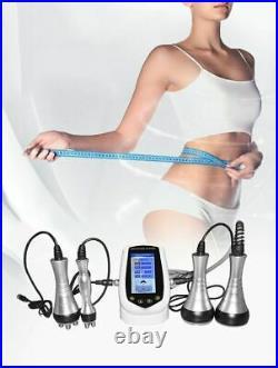 4 in 1 Ultrasonic Cavitation Multipolar RF Body Slimming skin lifting Machine US