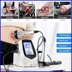 4-in-1 Ultrasonic Cavitation RF Body Massager Slimming Machine Beauty Instrument