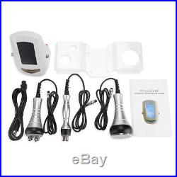 50W Ultrasonic Cavitation Body Slimming Machine With Facial Care Instrument