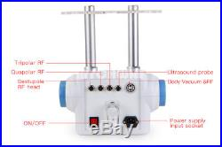 5IN1 40K Cavitation Ultrasonic RF Radio Frequency Multipolar Vacuum Slim Machine
