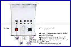 5IN1 40K Cavitation Ultrasonic RF Vacuum Full Body Slimming Machine Fat Removal