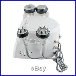 5IN1 Cavitation Ultrasonic RF Multipolar Vacuum Body Slimming Machine Fat Burner