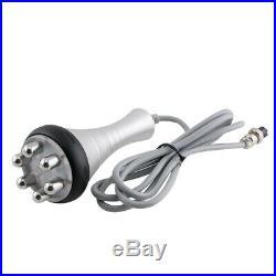 5IN1 Cavitation Ultrasonic RF Radio Frequency Multipolar Vacuum Slim Machine US