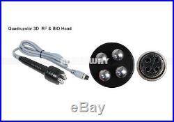 5IN1 Microcurrent Face Lift RF Ultrasonic Cavitation Vacuum Weight Loss Machine
