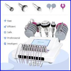 5IN1 Ultrasonic 40K Cavitation RF Cellulite Electric Current Slimming Machine
