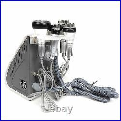5IN1 Ultrasonic Cavitation Radio Frequency Vacuum RF Photon Slimming Machine