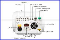 5In1 Cavitation Ultrasonic RF Freeze Cooling Vacuum Body Slimming Machine Spa
