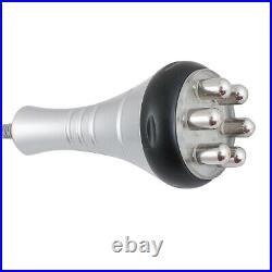 5In1 Ultrasonic Cavitation 40K Multipolar RF Vacuum Body Slim Beauty Machine