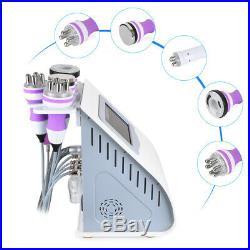 5In1 Ultrasonic Cavitation 40Kz RF Vacuum Liposuction Skin Lifting Slim Machine