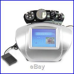5Mhz RF Bipolar Tripolar Radio Frequency Ultrasonic Cavitation Slimming Machine