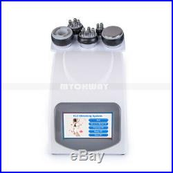 5-1 Ultrasonic Cavitation Liposuction Vacuum RF Skin Tightening Wrinkles Removal