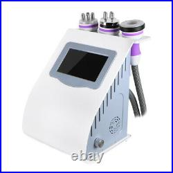 5-1 Ultrasonic Cavitation RF Radio Frequency Body Vacuum Beauty Slimming Machine