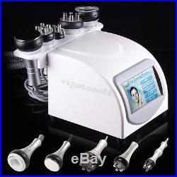 5-1 Ultrasonic Cavitation RF Radio Frequency Slim Machine Vacuum Body WeightLoss