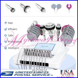 5-1 Ultrasonic Cavitation RF Radio Frequency Slim Machine Vacuum Microcurrent CE