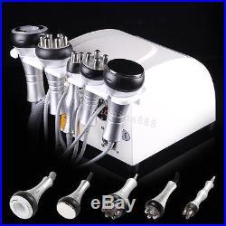 5-1 Ultrasonic Cavitation RF Radio Frequency Slimming Vacuum Machine Body Care
