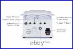 5-1 Ultrasonic Cavitation RF Vacuum Radio Frequency Body Slimming Beauty Machine