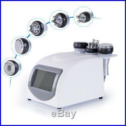 5-1 Ultrasonic Cavitation Radio Frequency Vacuum Cellulite Fat Burning Machine