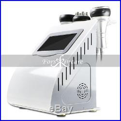 5-1 Ultrasonic Cavitation Vacuum RF Radio Frequency Slimming Machine +Ultra Gift