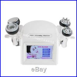 5 IN1 40K Cavitation Ultrasonic RF Radio Frequency Multipolar Vacuum Machine