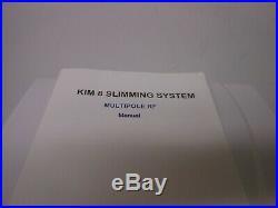 5 IN1 40K KIM 8 Cavitation Ultrasonic RF Radio Frequency Multipolar Vacuum NEW