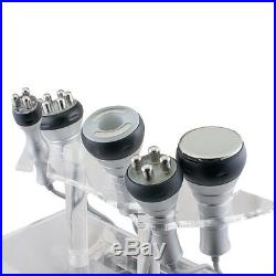 5 IN 1 Ultrasonic Cavitation Radio Frequency Slim Machine Fat Removal Device