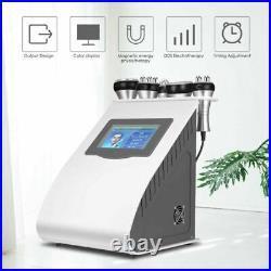 5 IN 1 Ultrasonic Vacuum Cavitation Machine Radio Frequency RF Slimming Machine