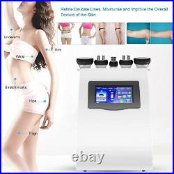 5 IN 1 Vacuum Ultrasonic Cavitation Radio Frequency RF Body Slimming Machine USA