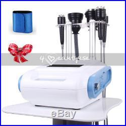 5 IN 1 Vacuum Ultrasonic Cavitation Radio Frequency RF Slimming Beauty Machine