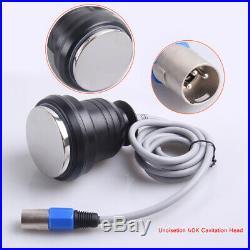 5 In 1 40k Cavitation Ultrasonic Fat Slimming RF Vacuum Machine Radio Frequency