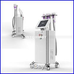 5@ Ultrasonic Cavitation Radio Frequency Ultrasound Vacuum Beauty Salon Machine