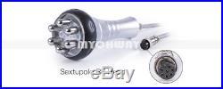5 in1 Ultrasonic Cavitation Radio Frequency RF Body Slimming Vacuum Slim Machine
