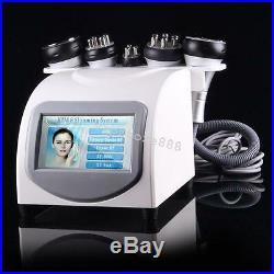 5 in1 Ultrasonic Cavitation Radio Frequency Slim Machine Vacuum Body Loss Weight