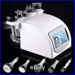 5 in1 Ultrasonic Cavitation Radio Frequency Slim Machine Vacuum Body Weight Loss