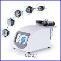 5 in1 Ultrasonic Cavitation Vacuum Multipolar Tripolar RF Slim Cellulite Machine