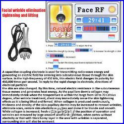 5 in1 Ultrasonic Vacuum Cavitation RF Radio Frequency Sliming Cellulite