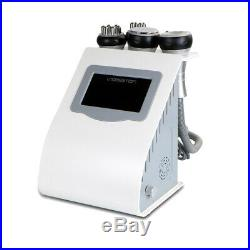 5 in 1 Ultrasonic Cavitation RF Machine Spa Vacuum Liposuction Slimming Machine