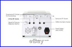 5 in 1 Ultrasonic Cavitation Radio Fat Burner Frequency Slimming Beauty Machine